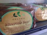 Organic muscovado sugar
